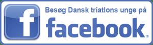 Facebook Button dtrif Dansk Triatlons Unge