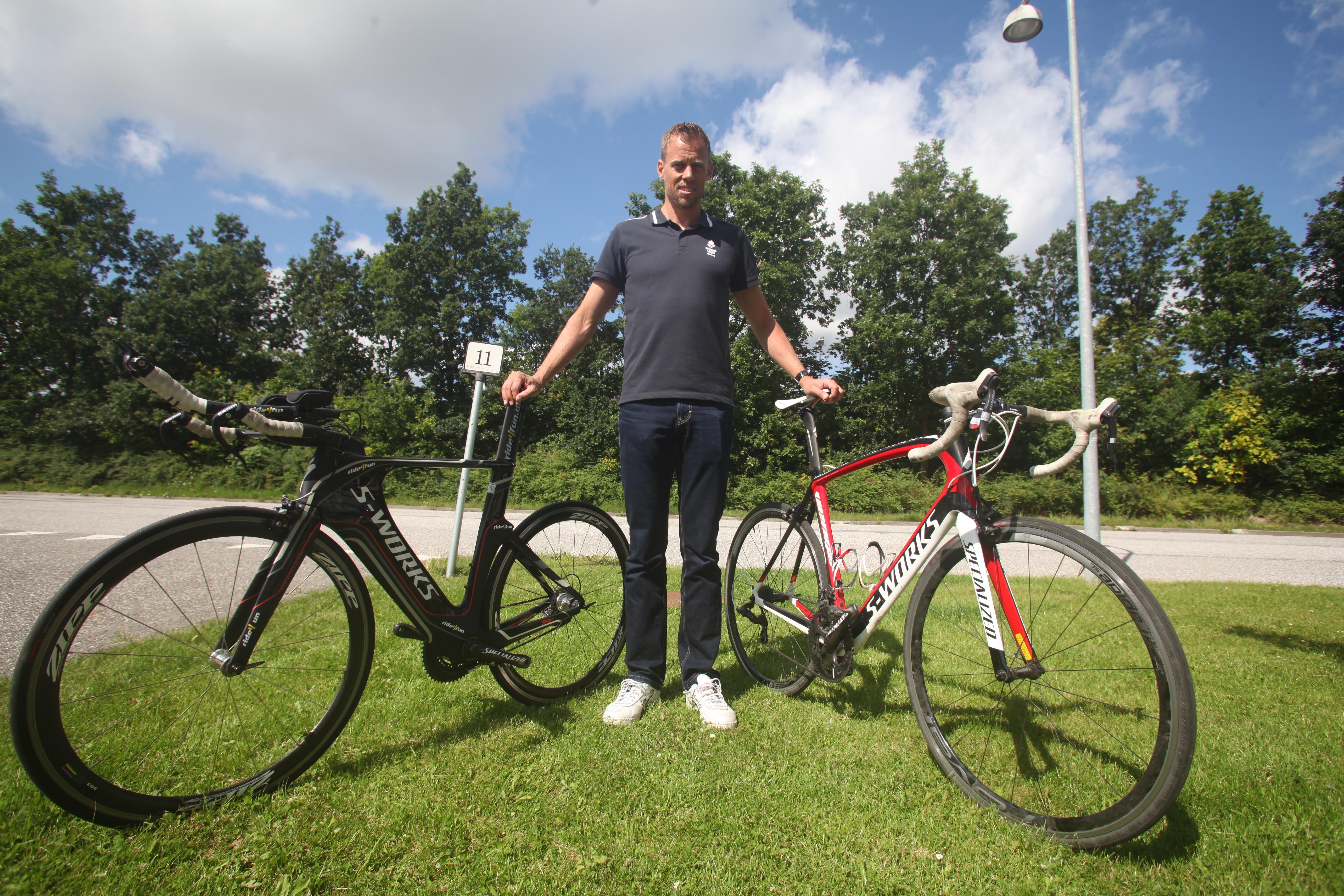 Rasmus Henning er blandt de mest vindende danske triatleter nogensinde.