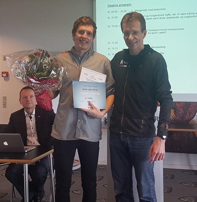 Årets Triatlet 2016 – Andreas Schilling