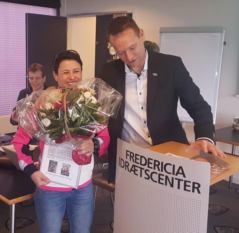 Årets Age-Group Triatlet 2016 – Carol Rasmussen