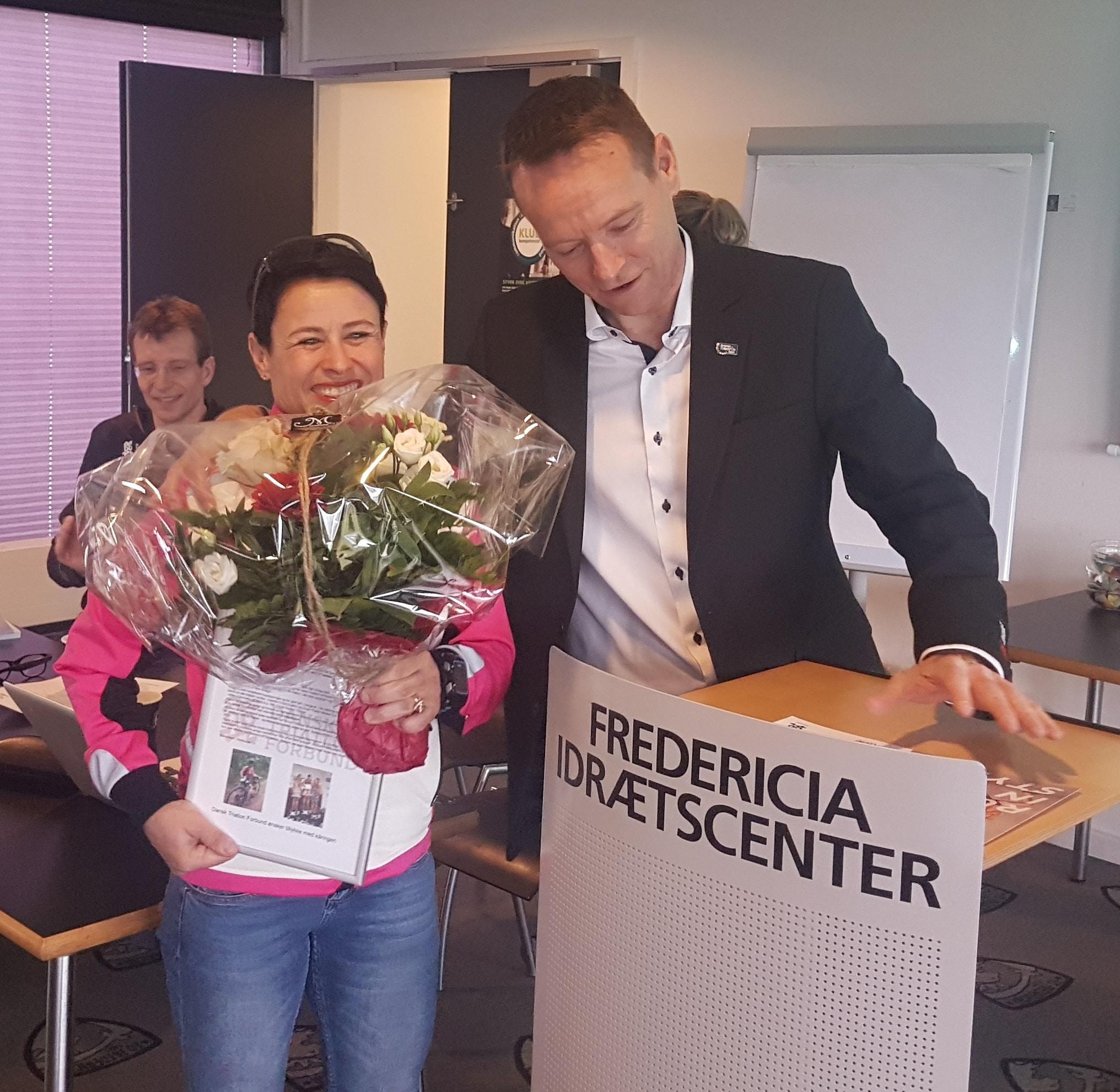 Årets AG atlet: Carol Rasmussen
