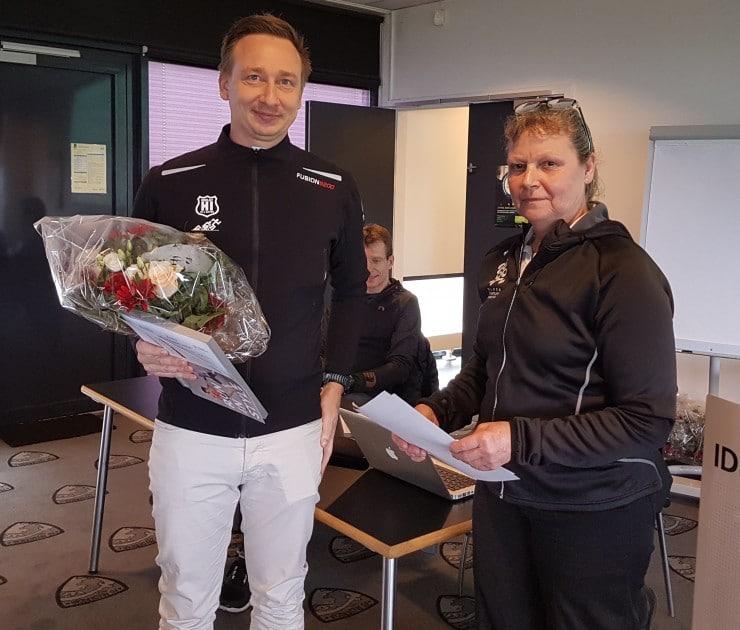 Martin Ishøj idrætsleder 2016