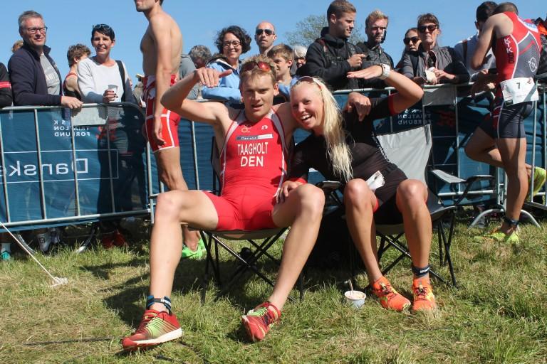 Miki Taagholt og Line Thams vinder DM Sprint – Tri på Tyren