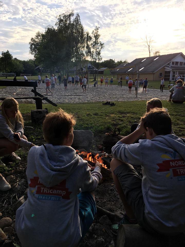 Succesfuld Nordic TRIcamp 2017