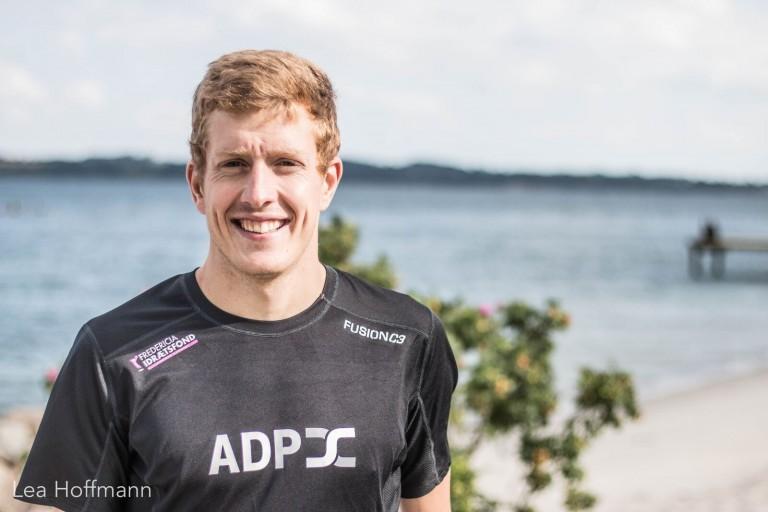 Andreas Schilling har fået tildelt olympisk scholarship frem mod Tokyo 2020