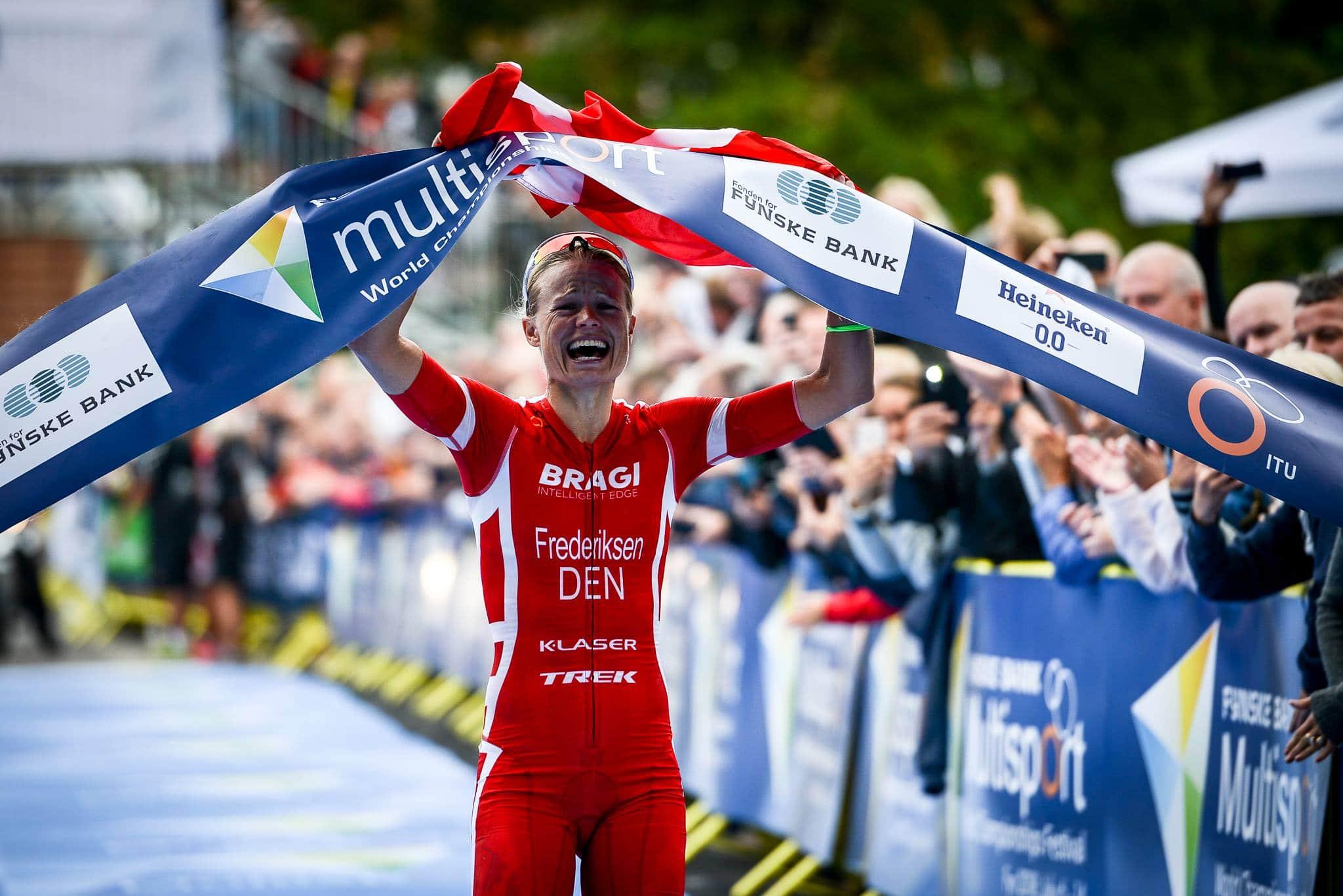 Helle Frederiksen med i opløbet om at blive Årets Sportsnavn 2018