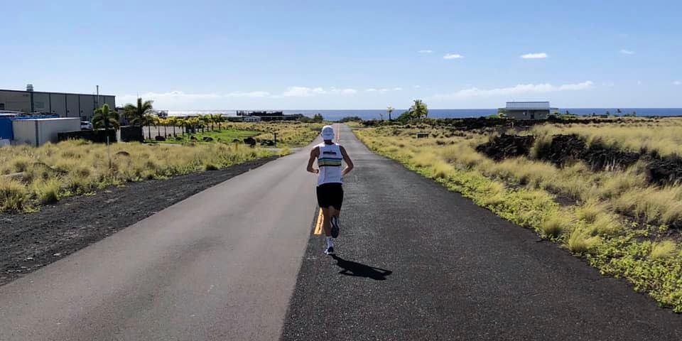 Her løbers der koncentreret ud af skiftezonen (Foto: Fotografen)