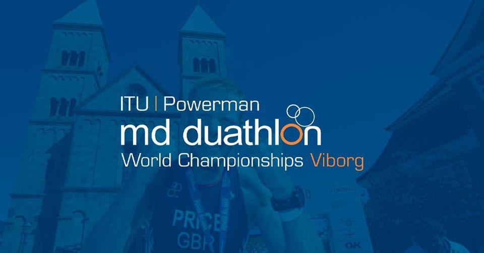 VM i duatlon i Viborg udskydes til 3. oktober
