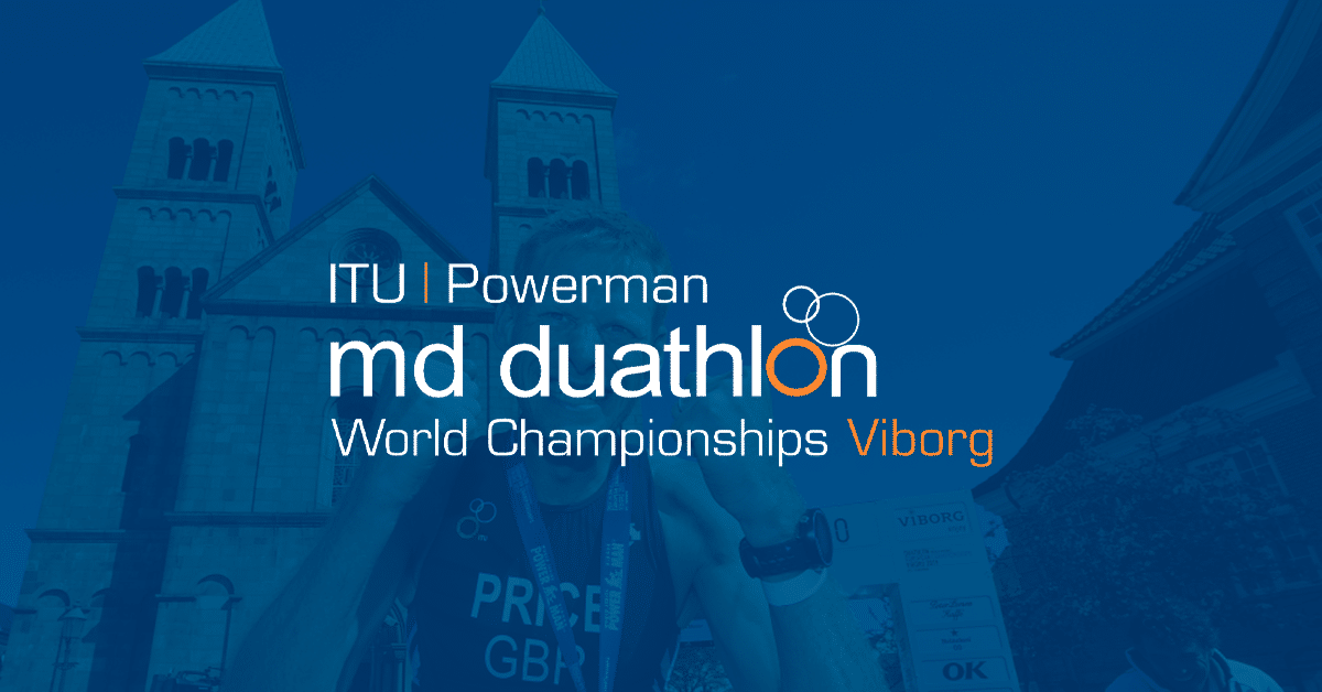 Ny dato for Viborg ITU Powerman Middle Distance Duathlon World Championships
