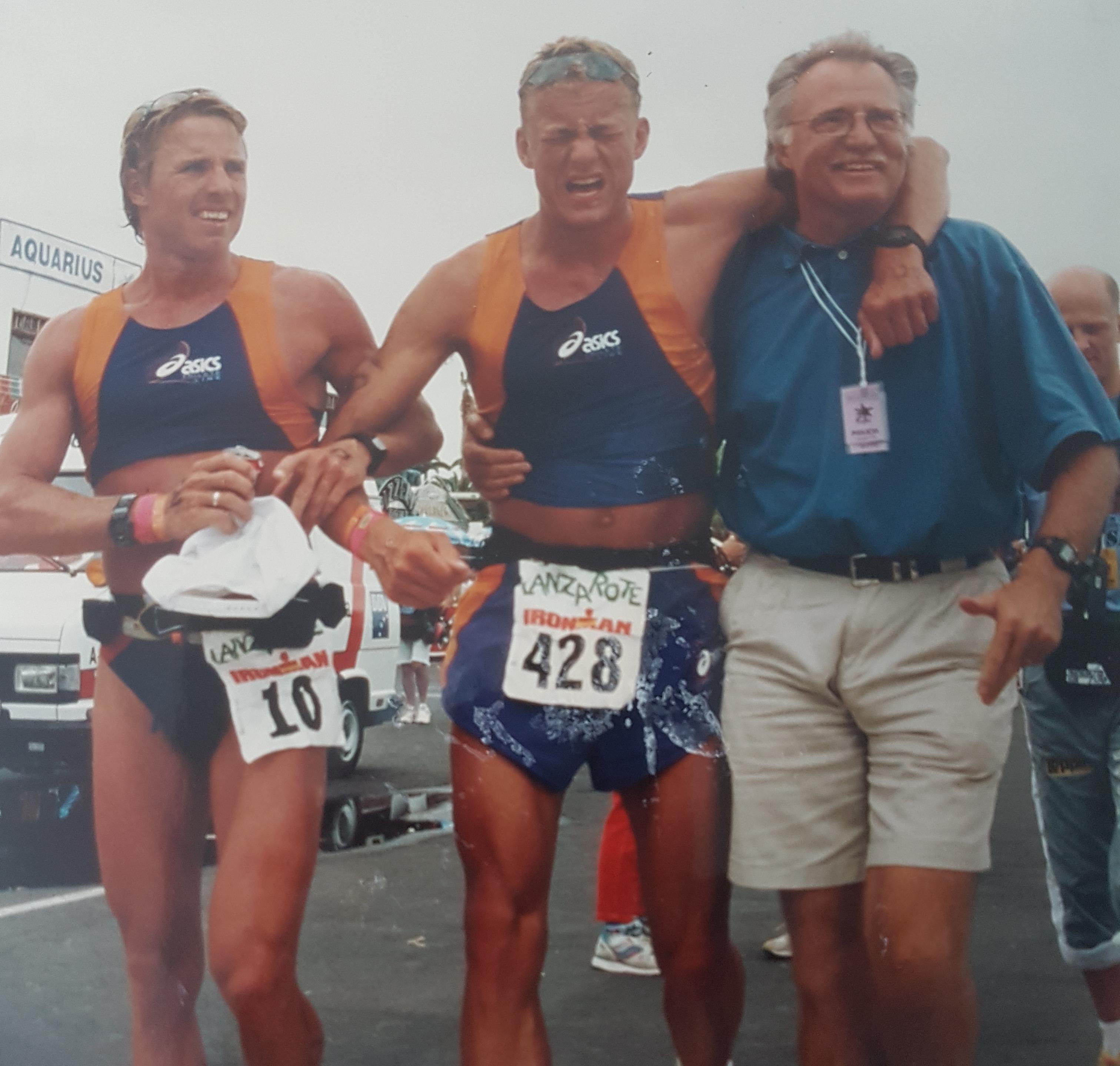 Ironman-chefen fylder 70 år