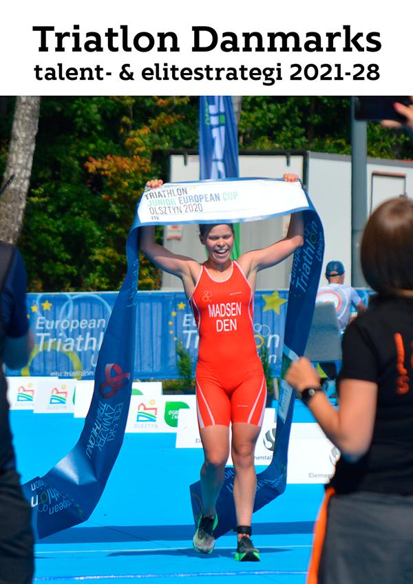 Triatlon Danmark præsenterer ny talent- og elitestrategi