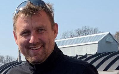 Lars Lindstrøm: Ny landstræner for Triatlon Danmark