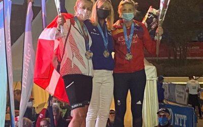 Mere guld og flere VM-titler til dansk triatlon i Almere